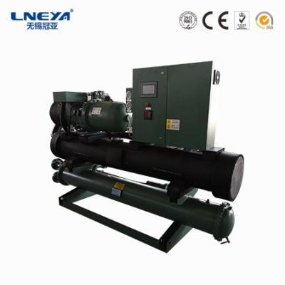 Process description of LNEYA screw chiller