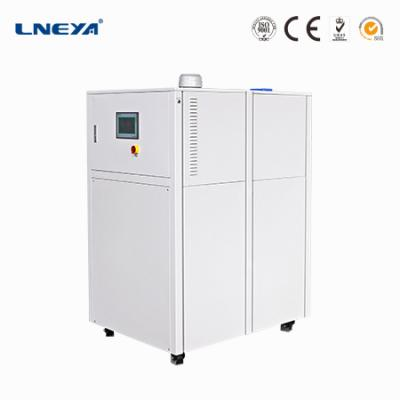Semiconductor refrigeration heating cycle air system test description