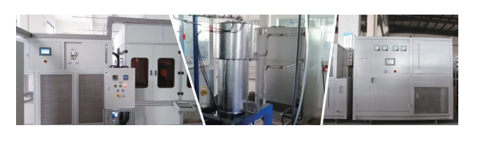 Ultra-low temperature chiller practical application