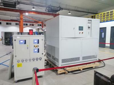 Ultra-low Recirculating Chiller Used for component test temperature control
