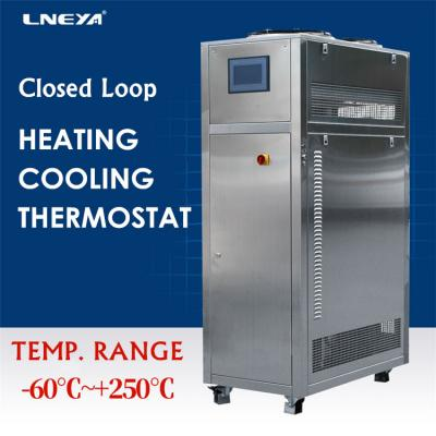 The solution to the fully enclosed heating and cooling thermostat lack of refrigerant alarm