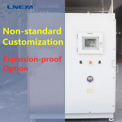 Working principle of refrigeration and heating thermostat for chemical industry
